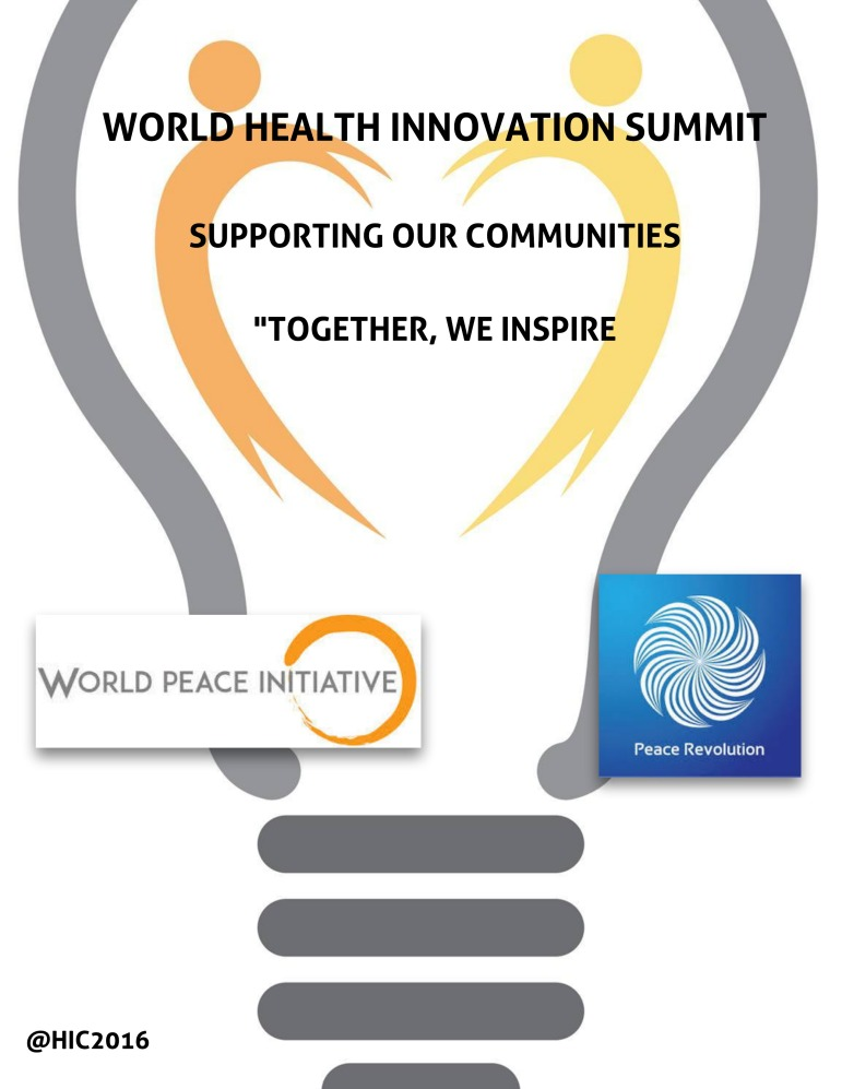 Partnership WHIS & Peace Revolution